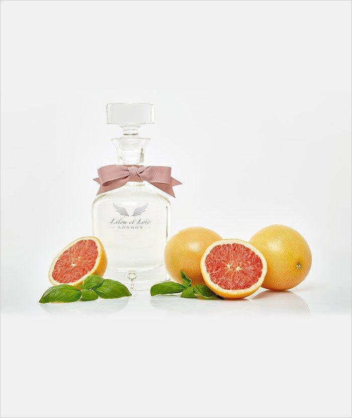 Grapefruit & Basil Bath Foam 3
