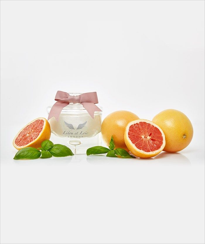 Grapefruit & Basil Body Butter 2