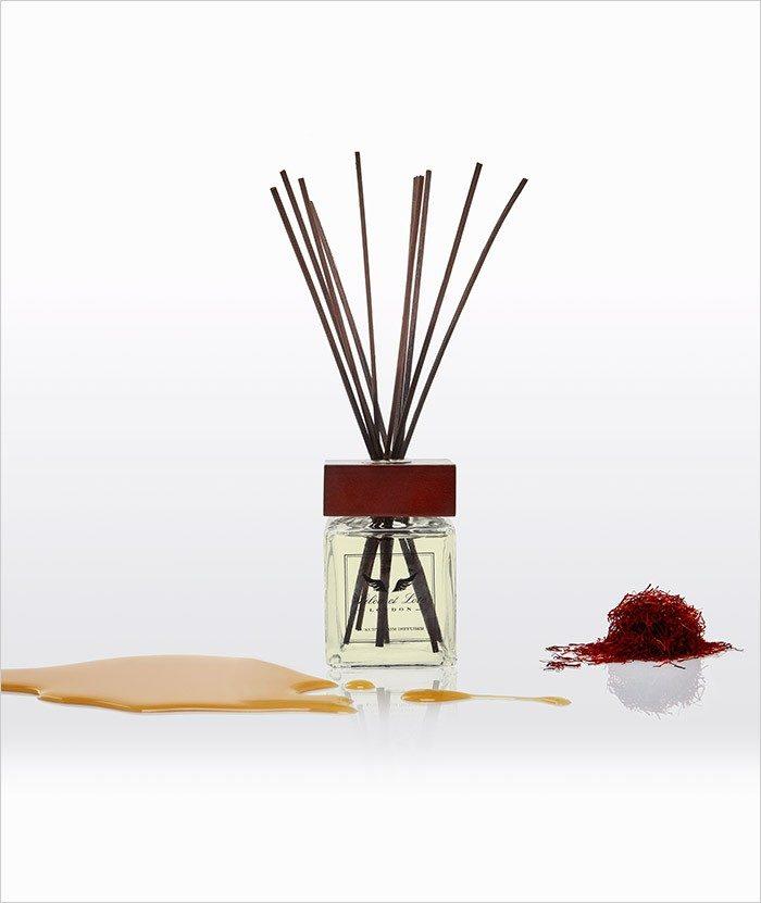 Black Amber & Saffron Room Diffuser 2
