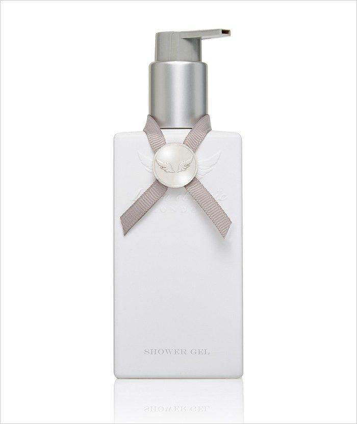 White cashmere Shower Gel