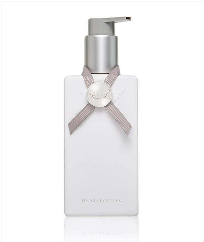 White cashmere Hand Lotion 3