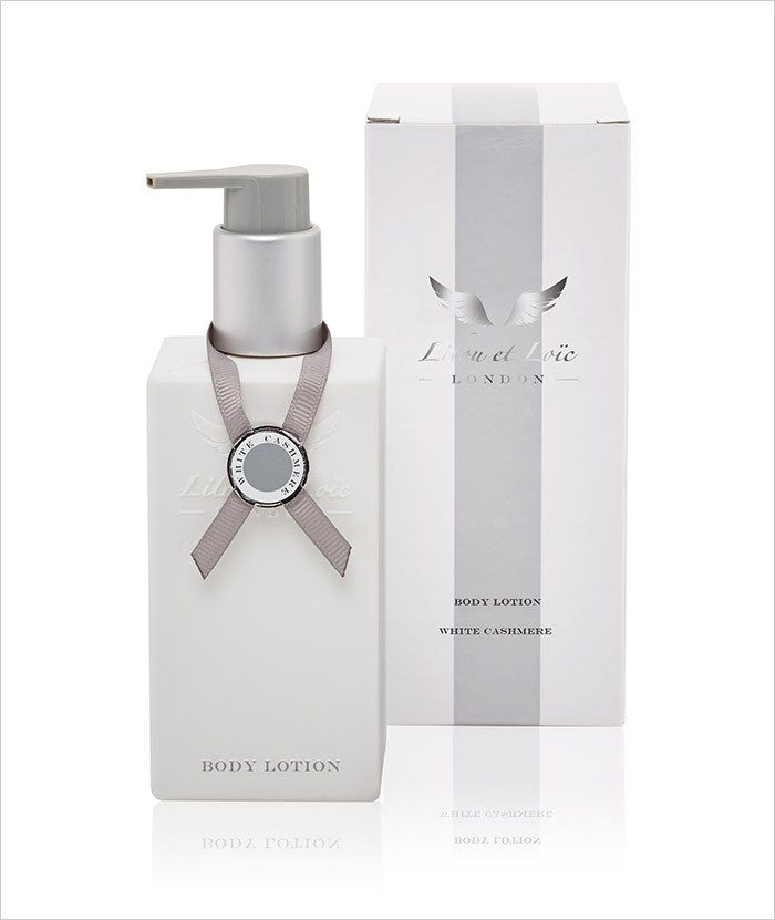 White cashmere Body Lotion 2