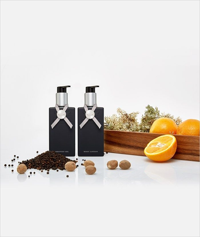 Oak Chypre & Orange Shower Gel 4