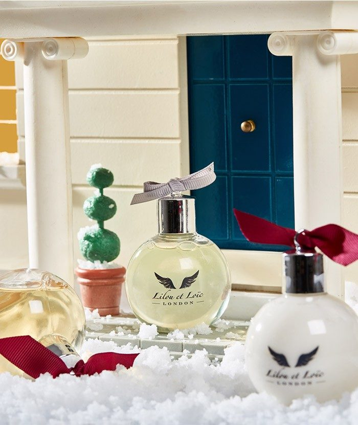 Black Amber & Saffron Body Lotion In Christmas Bauble 2